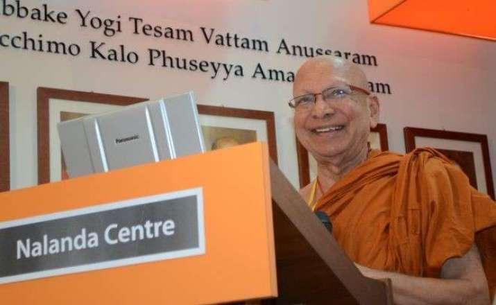 Bhante Madawela Punnaji.  Image courtesy of Casa de Bhavana