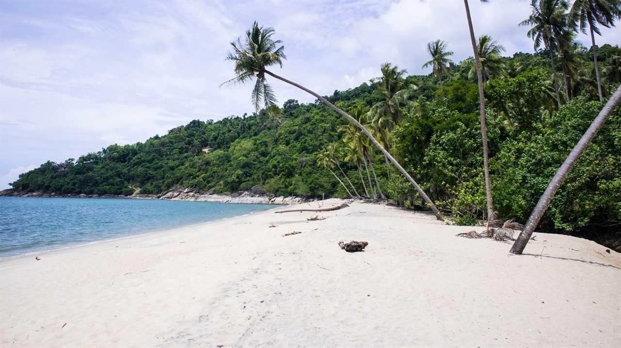 Khanom: The Undiscovered Paradise of Thailand |  The blonde journeys