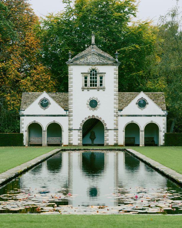 Bodnant Garden near Colwyn Bay
